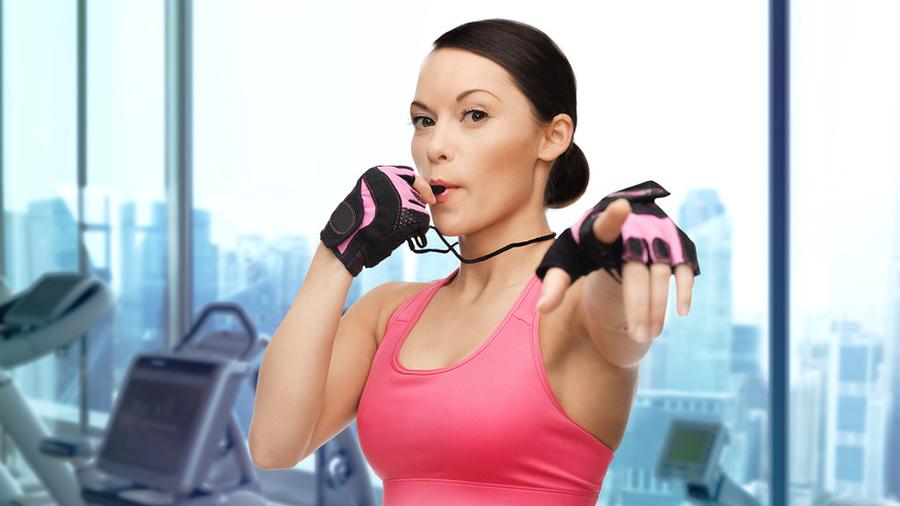 Ловкость рук и никакого фитнеса