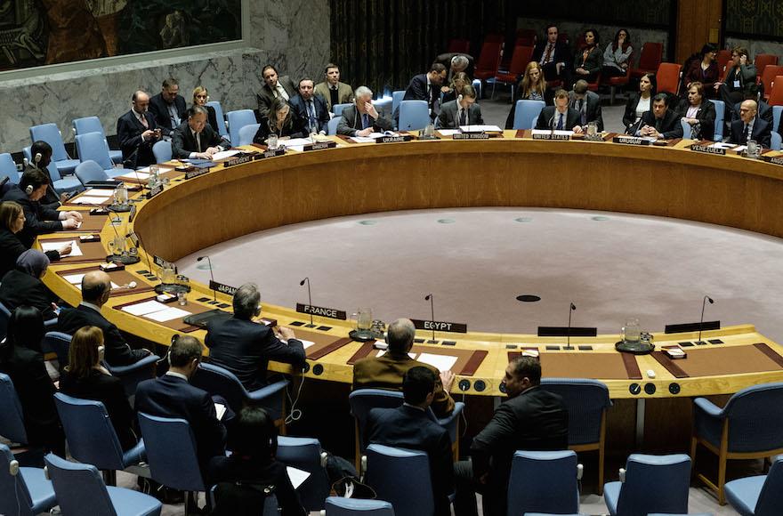 Россия против строительства израильских поселений на территории Палестины