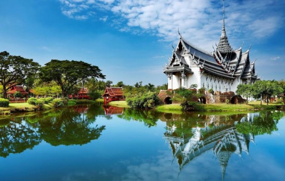 МЕСТА ДАЛЁКИЕ И БЛИЗКИЕ. Необычный Таиланд