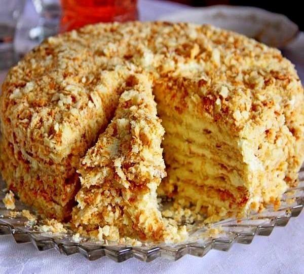 Самый вкусный торт «Светлана» без выпечки. Справится любая хозяйка!