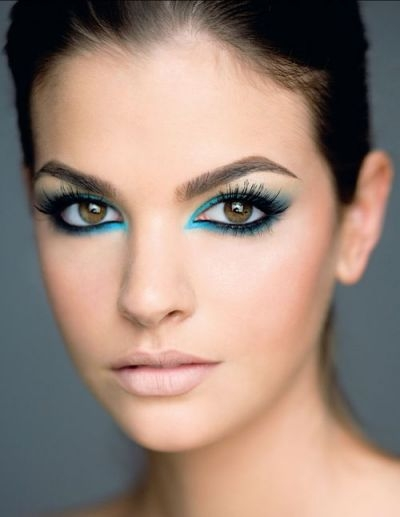 Особенности макияжа для брюнеток — 20 брюнетистого make up!