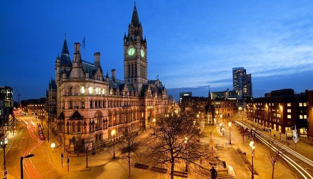 Манчестер — британский рай для эмигрантов со всего света