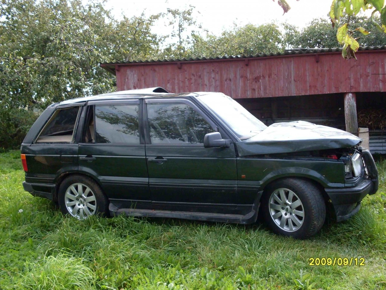 РЕНЖ РОВЕР-2 1997 г. в, 4, 6 V8 HSE
