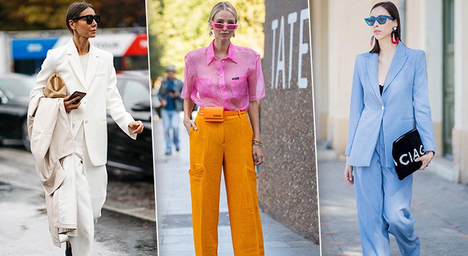Советы стилиста: какие оттенки в одежде вас сделают стройнее, а какие — наоборот?