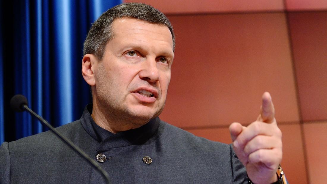 Владимир Соловьев назвал омерзительным заявление мэра Львова
