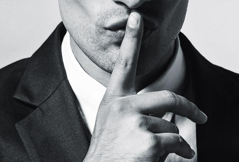 Мужская манипуляция молчанием
