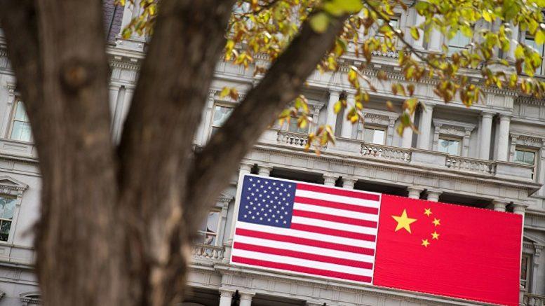 США решили расширить антироссийские санкции на Китай