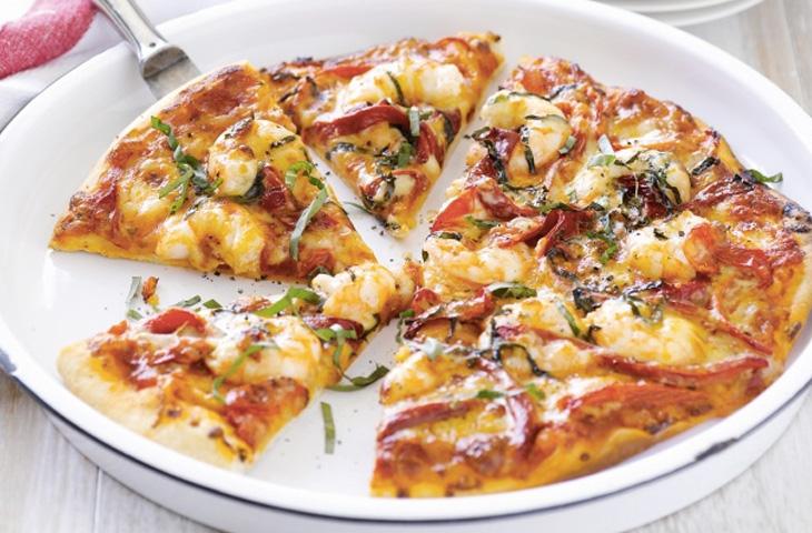 Тонкости приготовления настоящей пиццы