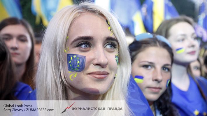 """Никто и не удивлён, что """"украинцам оказался не нужен безвиз с ЕС""""!"""