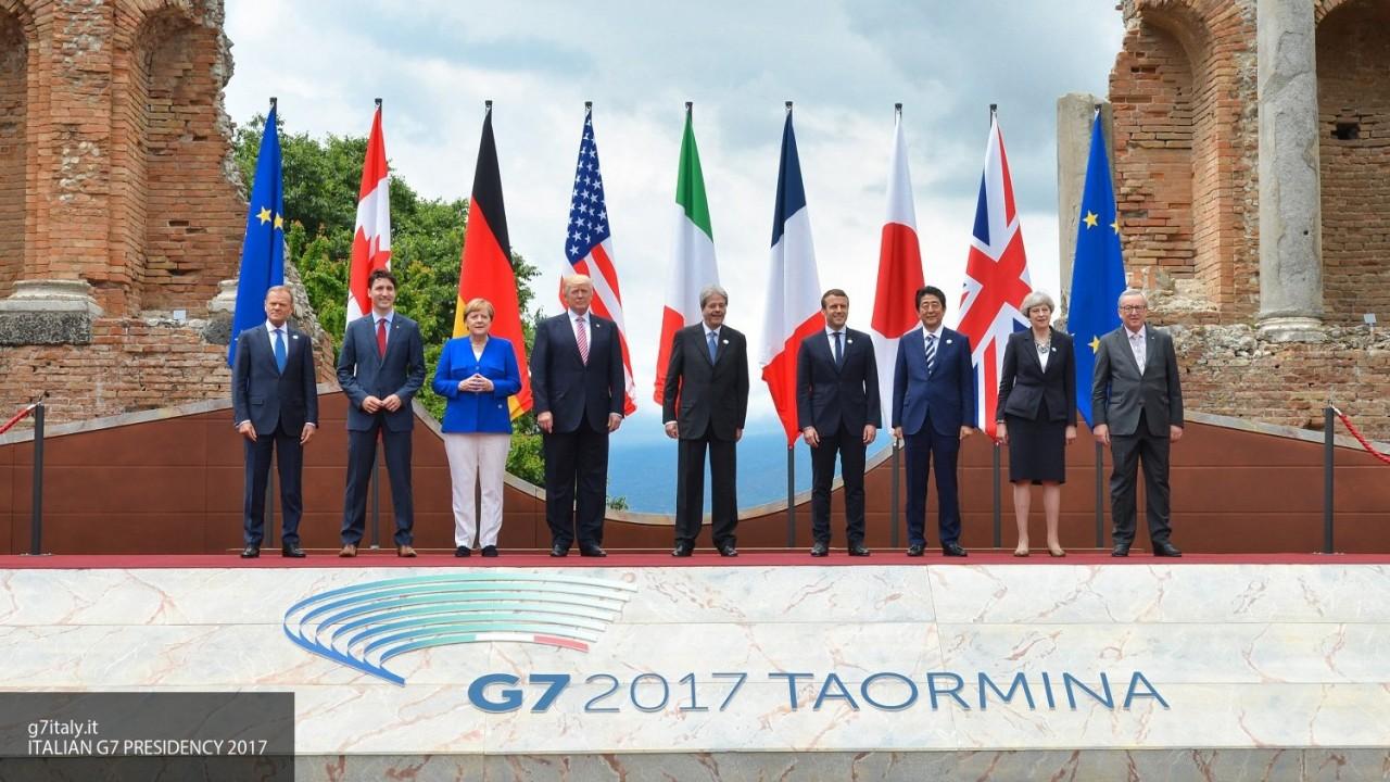 «Диалог с Россией»: немецкие политики предложили пригласить РФ на саммит G7