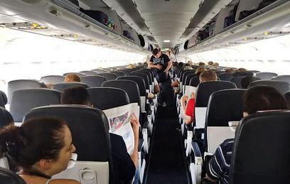 Внутренние авиаперевозки в России выросли на 7%