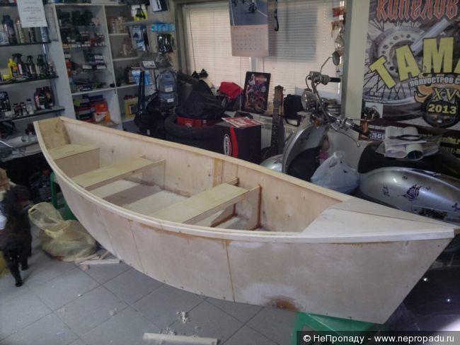 какое стекловолокно лучше для лодки