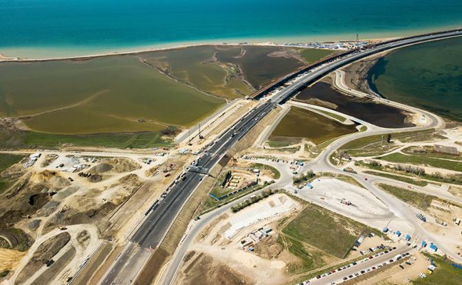 Крымский мост: Триумфальное открытие в День Победы отменяется