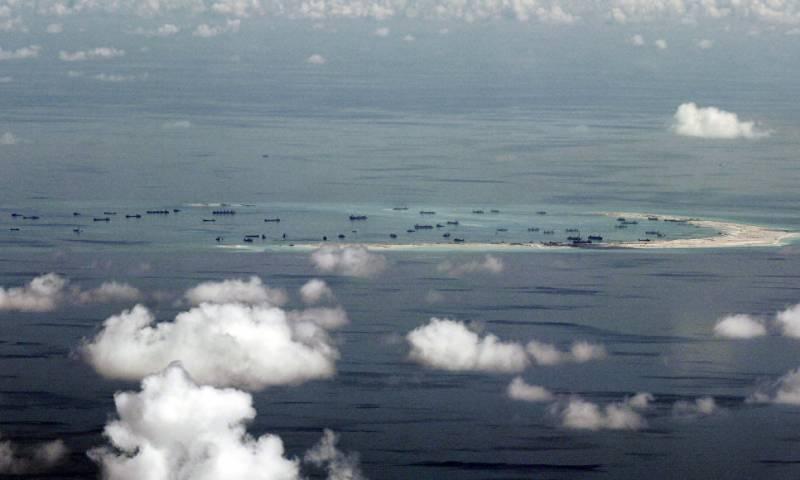 ВМС США провели в Южно-Китайском море «операцию свободы судоходства»