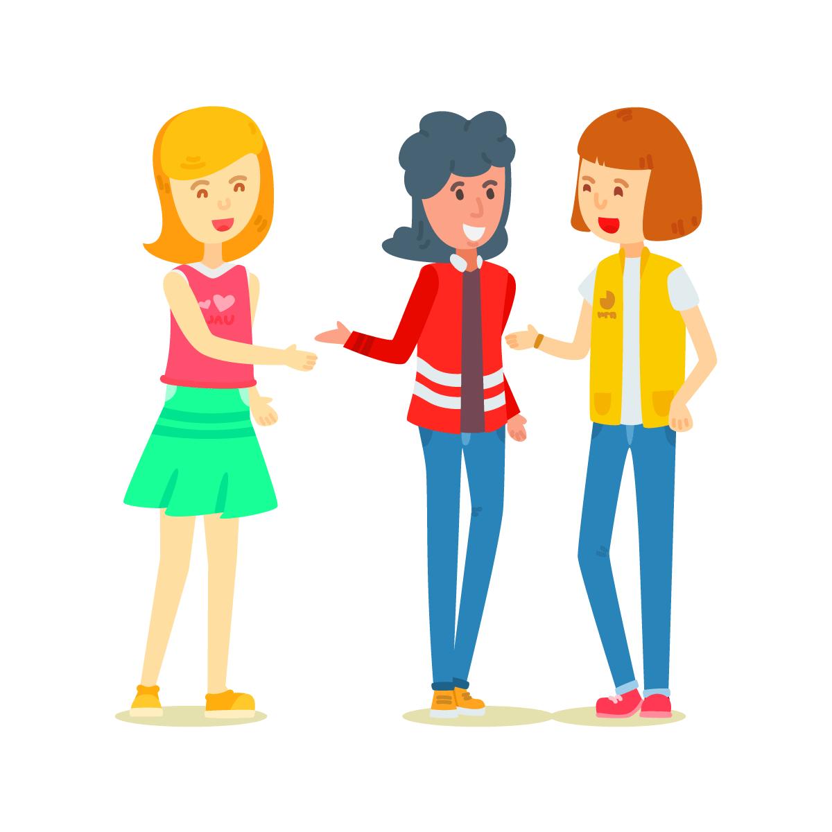 Анекдот про трёх подружек иподозрения ихмужей вневерности
