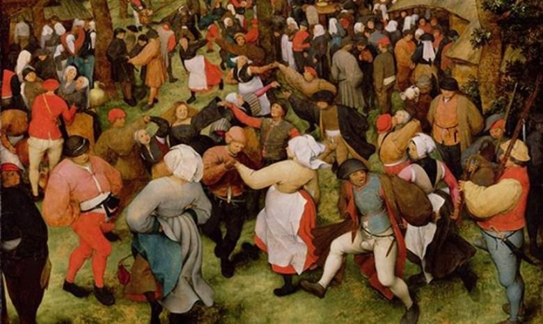 Пляска святого Витта – танцевальная лихорадка Средневековья.