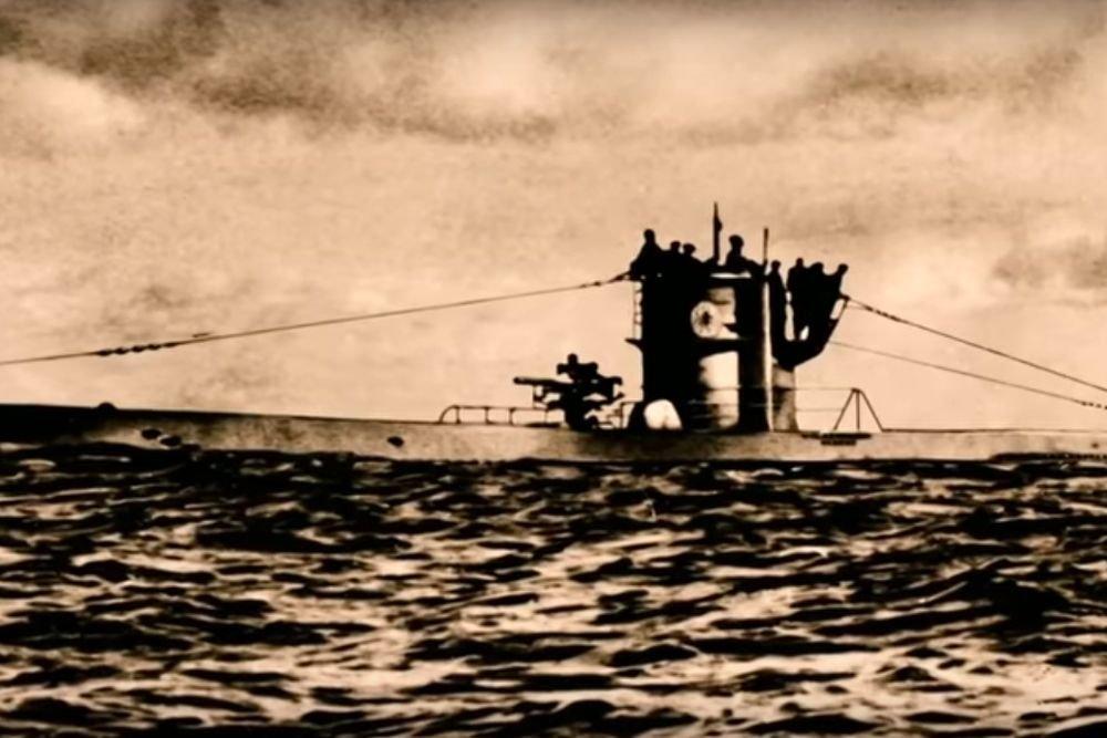 подводные лодки второй мировой войны хроника видео