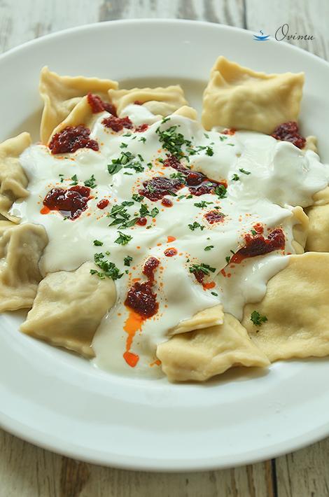 Турецкая кухня. Манты