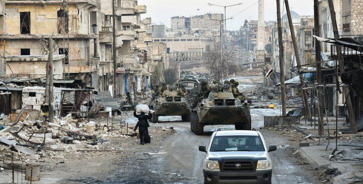 В Сирии погибли четверо военнослужащих РФ