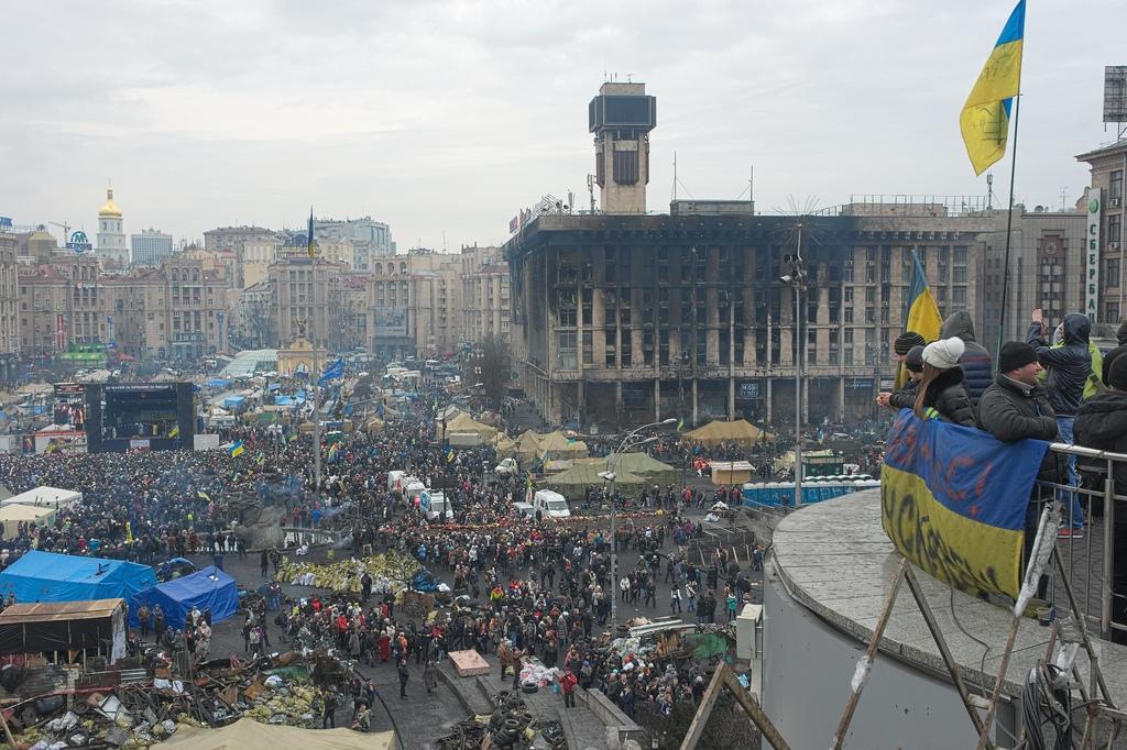 Будущее Украины – «стабильный коллапс» под видом демократии