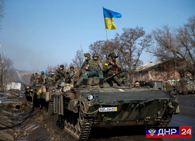 Сводка с линии фронта ДНР на 17 ноября
