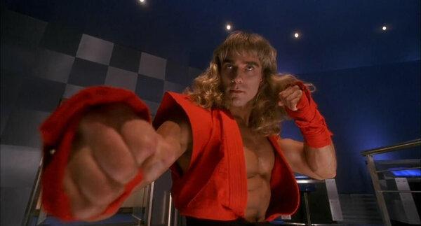 Гэри Дэниелс - актер и мастер боевых искусств,тогда и сейчас