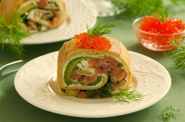 Этот салат станет вкусным украшением праздничного стола