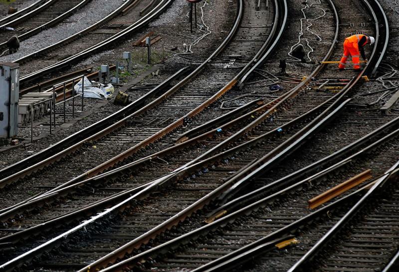 Железные дороги остановили НАТО