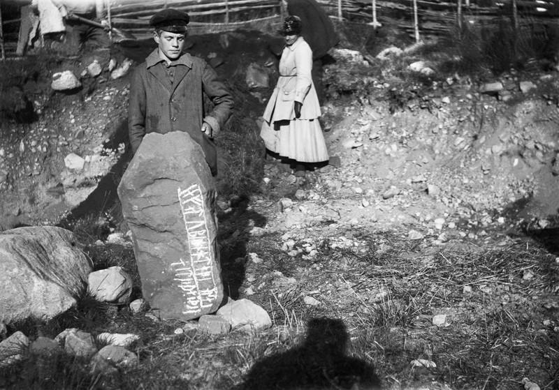 Впечатляющие рунные камни викингов, которыми усеяна Швеция