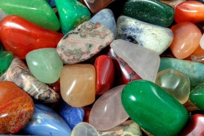 12 камней Ñ Ñамыми Ñильными магичеÑкими ÑвойÑтвами