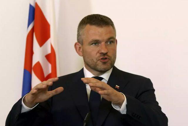 Словакия готова получать газ…