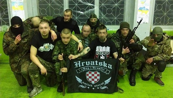В Хорватии снова вербуют наемников на Украину