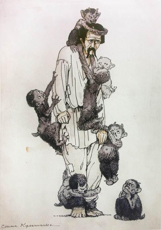 Духи-Злыдни, и кого они боят…