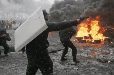 Социологи прогнозируют, что новый Майдан в Украине будет немирным