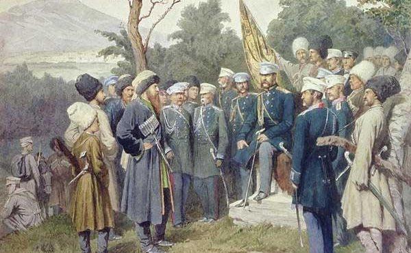Как генерал Ермолов отучил чеченцев красть людей