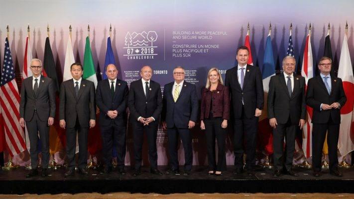 Ужесточение мер против Москвы: страны G7 пытаются сдержать Россию