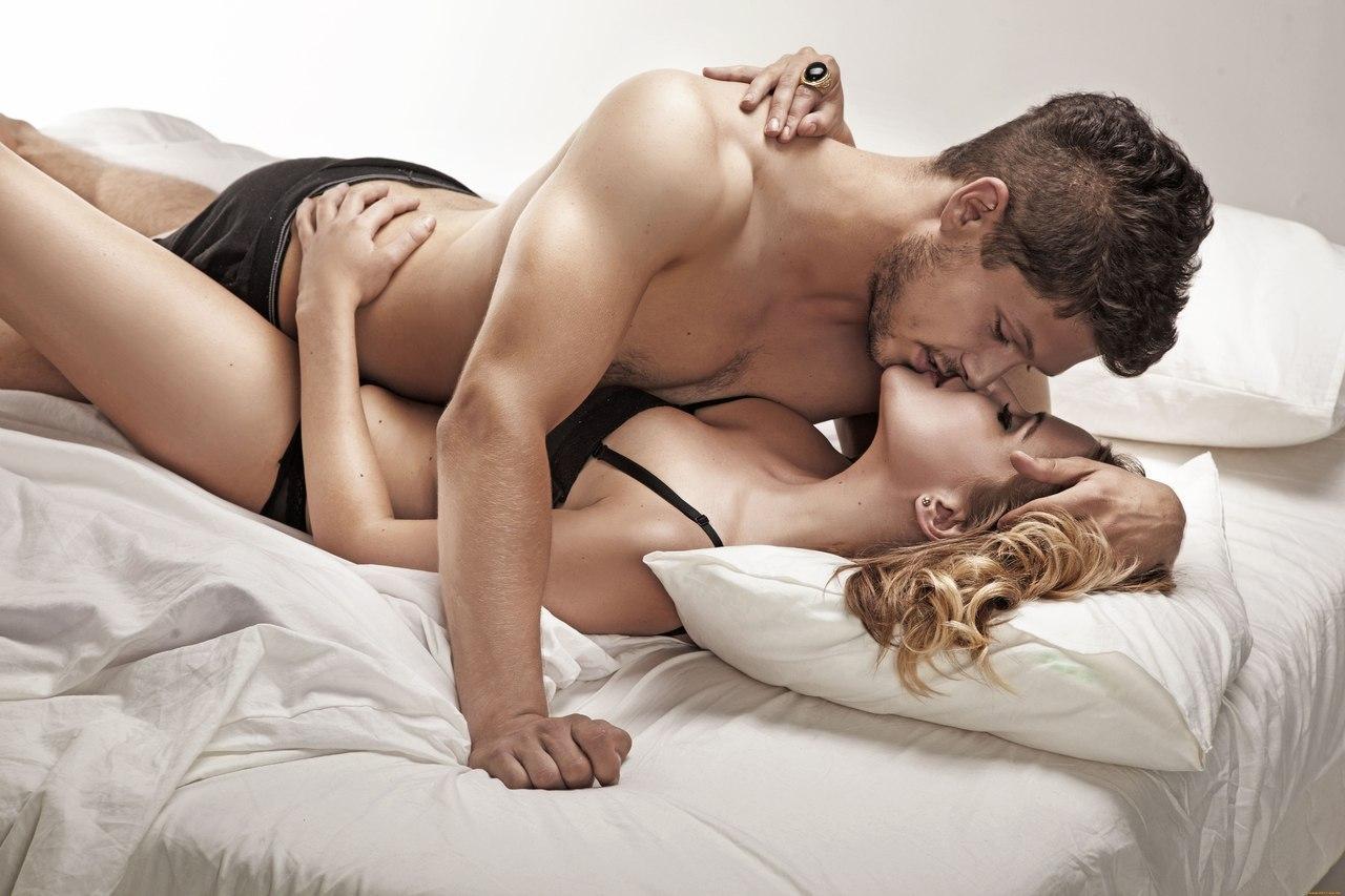 Самый лучший антистресс — сладкий сон и страстный секс!;)