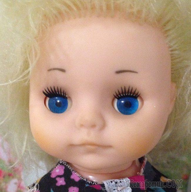 Куклы из нашего детства