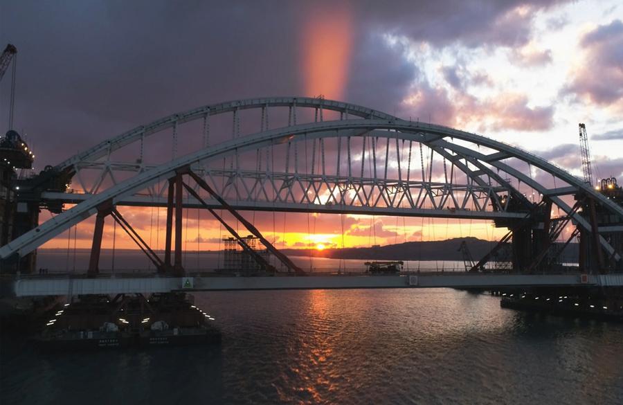 О страшной угрозе для Крымского моста