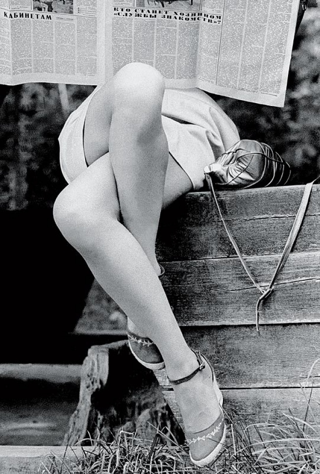 Ярчайшие фотографии советской эпохи в работах гениальных фотомастеров
