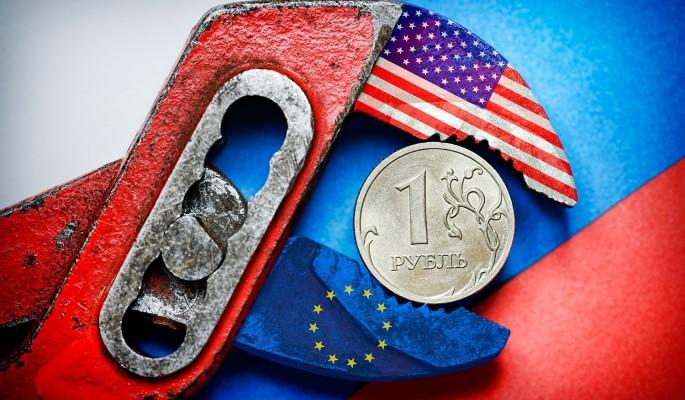Рубль и угрозы новых санкций