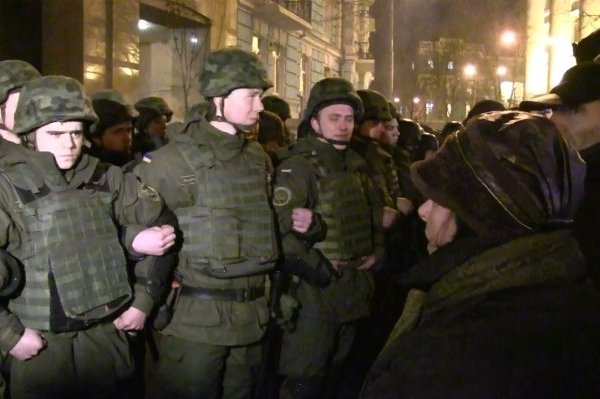 Украинские неонацисты грозят…