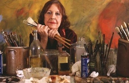 День одного художника. Доротеа Таннинг