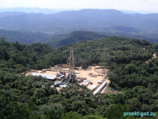 Боливия и испанская Repsol подписали соглашение о разведке газового месторождения