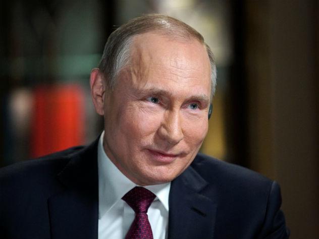 Макрон попытался обосновать Путину удар по Сирии