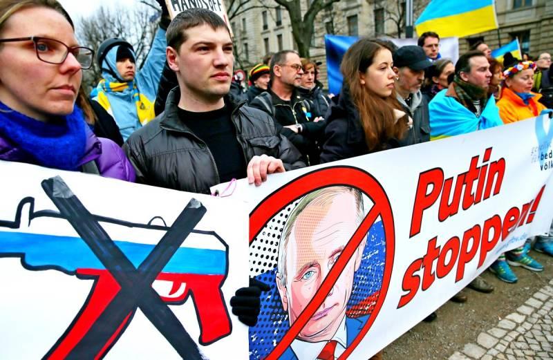 Украина «вступит в бой» с Россией на белорусской земле