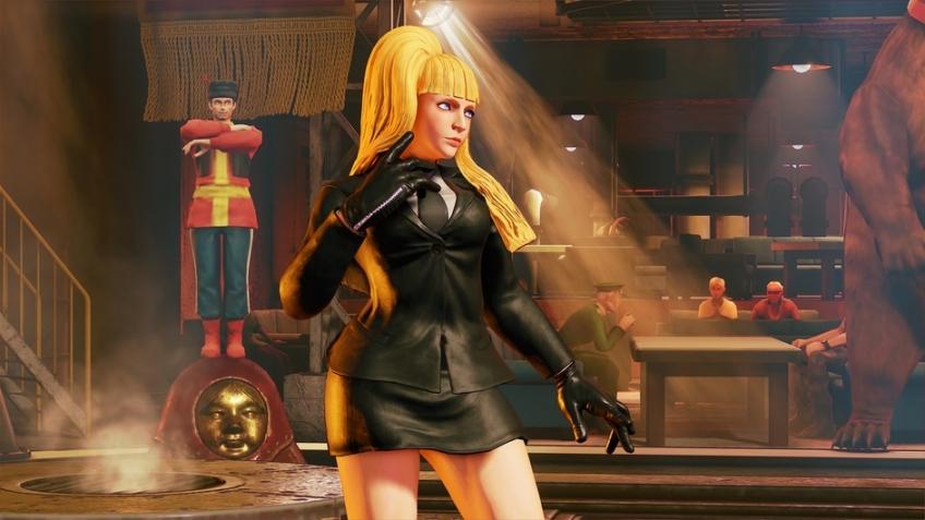 Создатели Street Fighter 5 показали «ледяную» Колин в бою