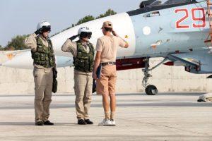 «Триста тридцать. Каждому» — Минобороны сообщило о числе боевых вылетов ВКС в Сирии