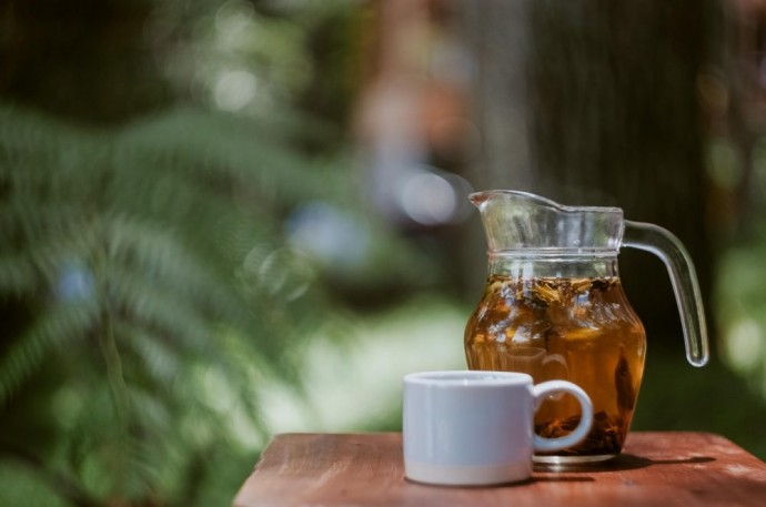 Почему нельзя пить горячее во время простуды