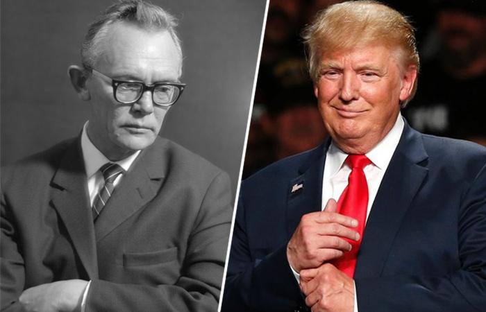 Как советский режиссёр Леонид Гайдай отказал нынешнему американскому президенту Дональду Трампу